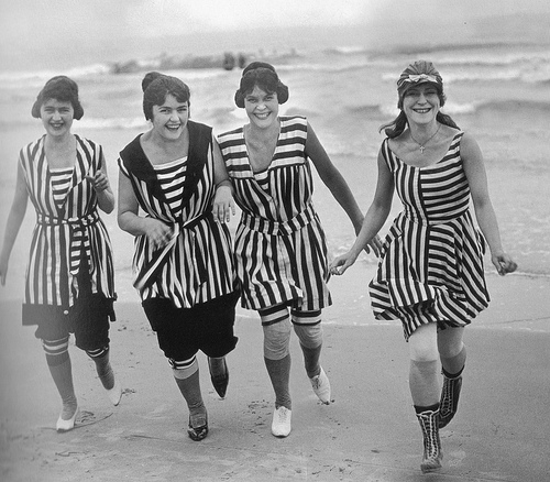 The Swimsuit A History Of Twentieth Century Fashion 1900s Lost